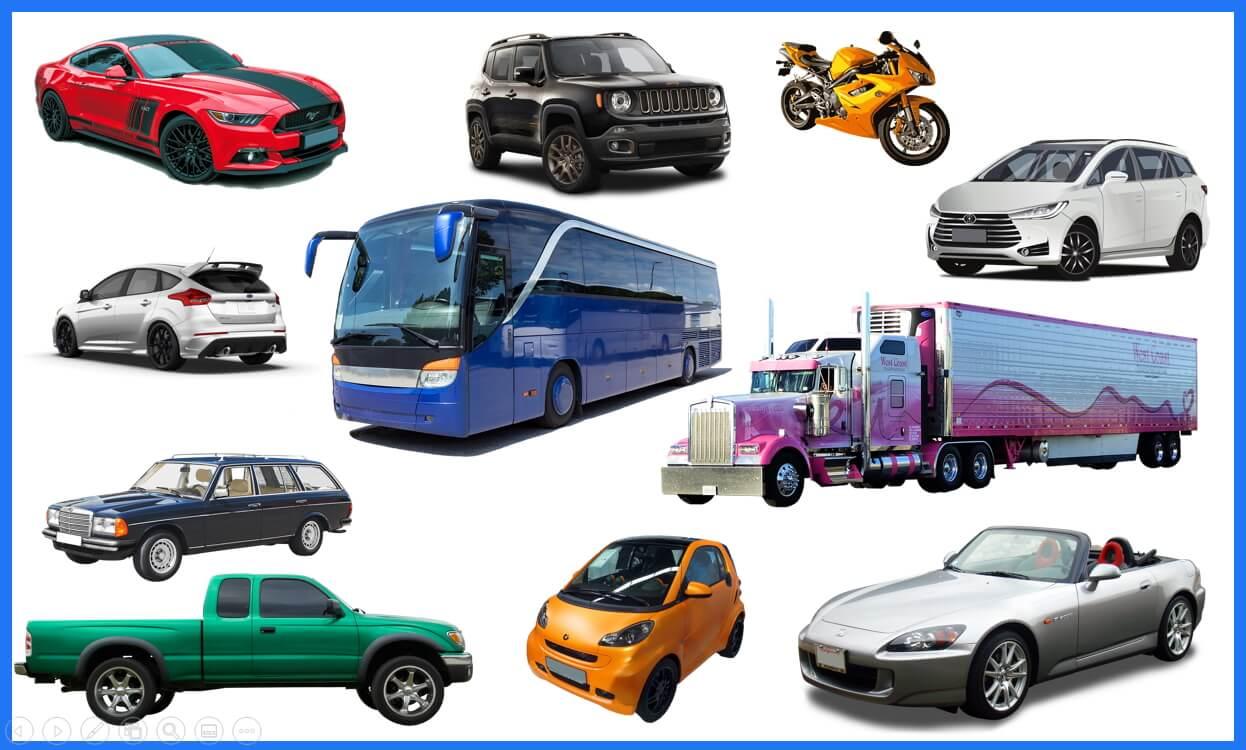 Plate Recognizer ALPR Vehicle Types