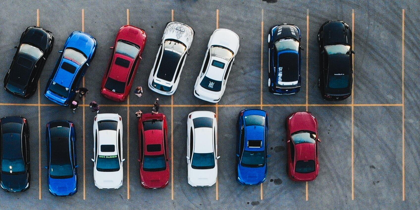 ALPR Curbside Pickup Bad Parking