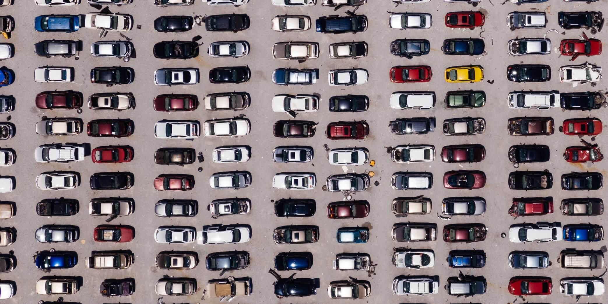 LPR camera alternatives for parking lot surveillance