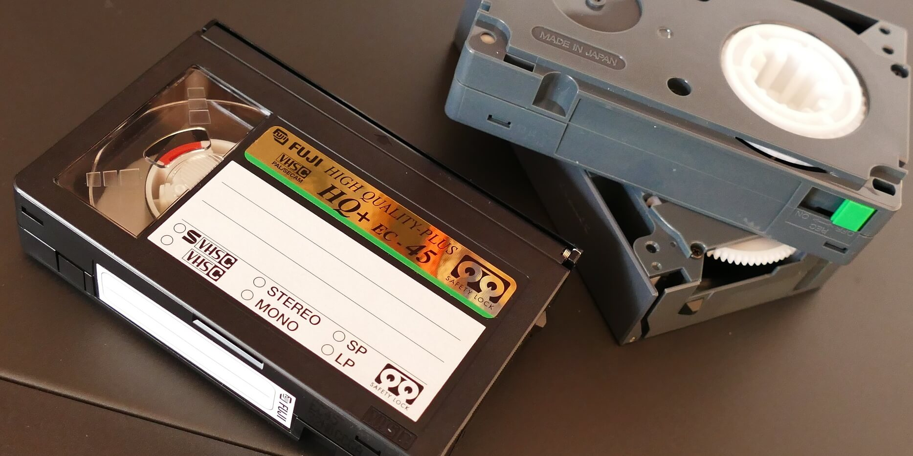 Video tapes for ANPR