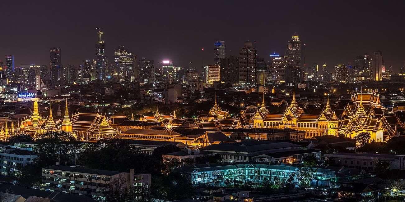 ALPR ANPR for Thailand at Night