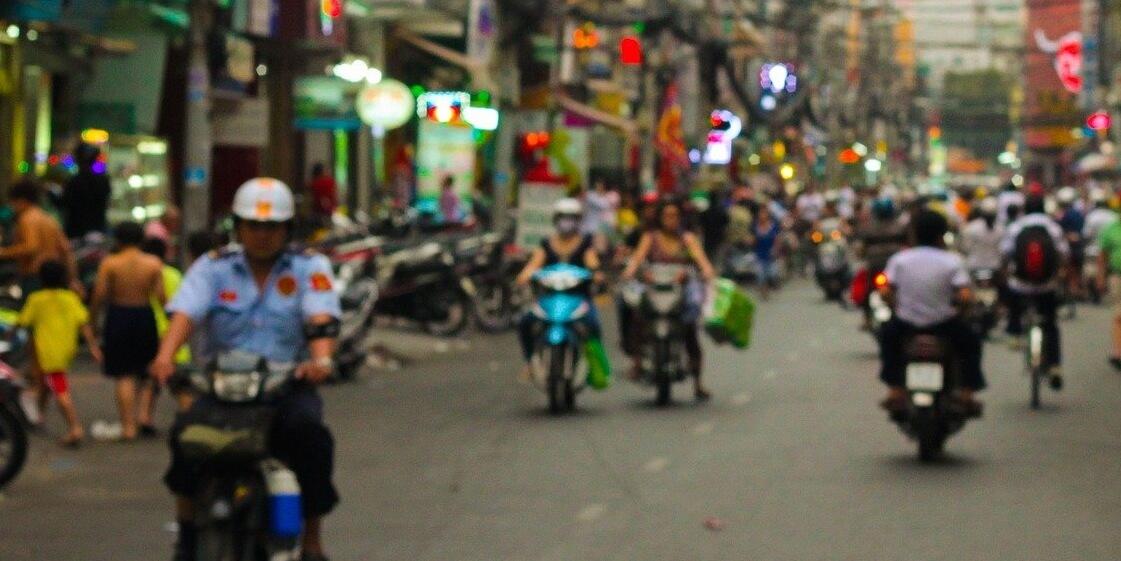 ALPR ANPR for Thailand Traffic