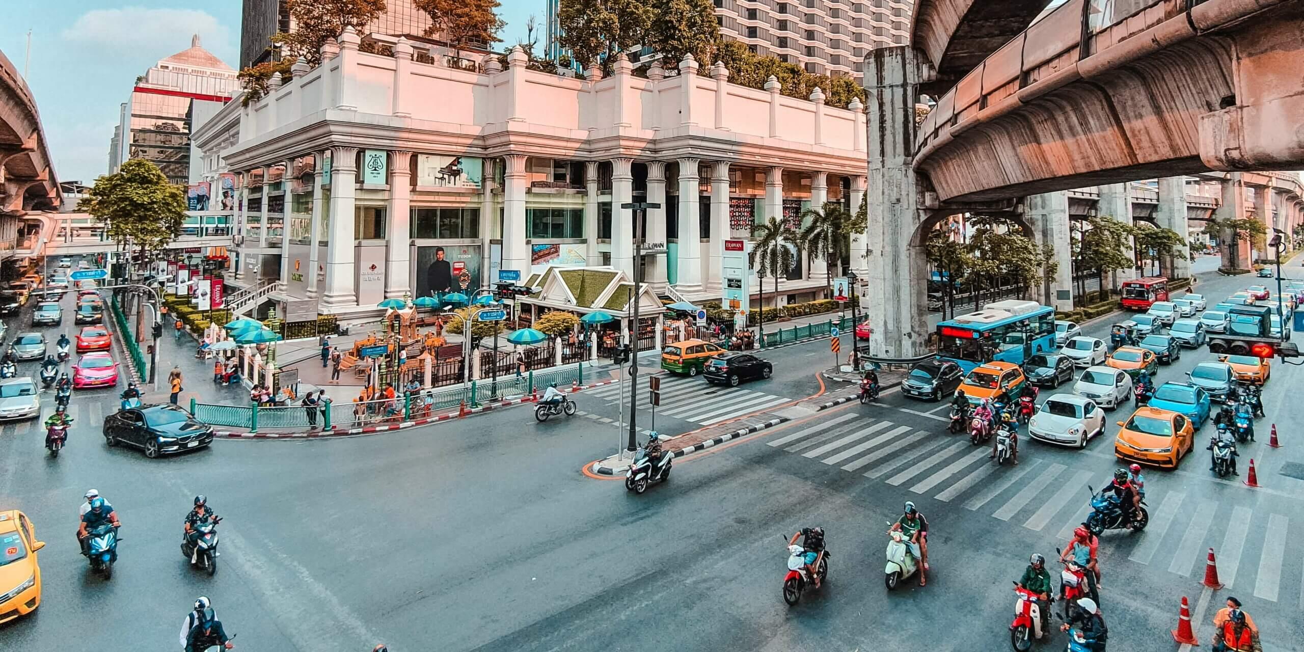 ALPR ANPR for Thailand City