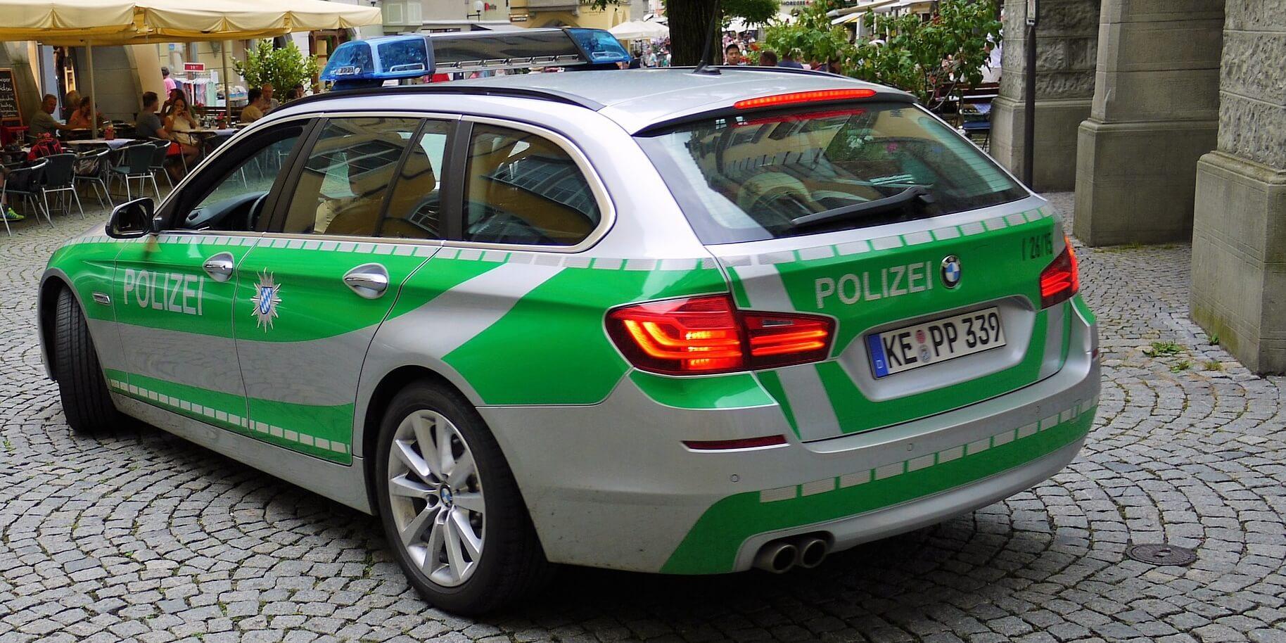 German-ALPR-Austria-ANPR-Number-Plate-Recognition for police surveillance