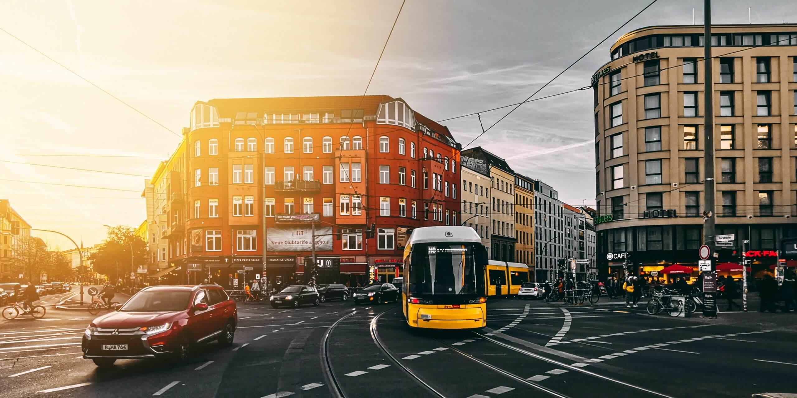 Germany ALPR Austria Umlaut License Plate Recognition street monitoring buses